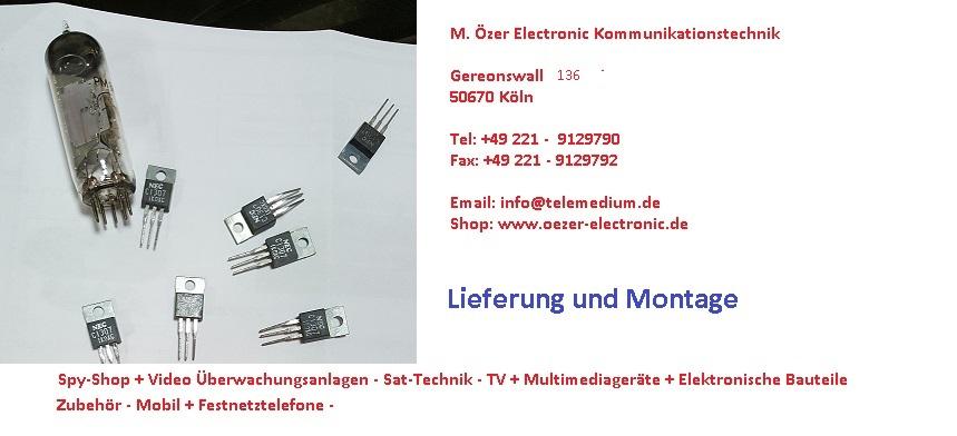 Muhlis Özer Electronic Kommunikationstechnik