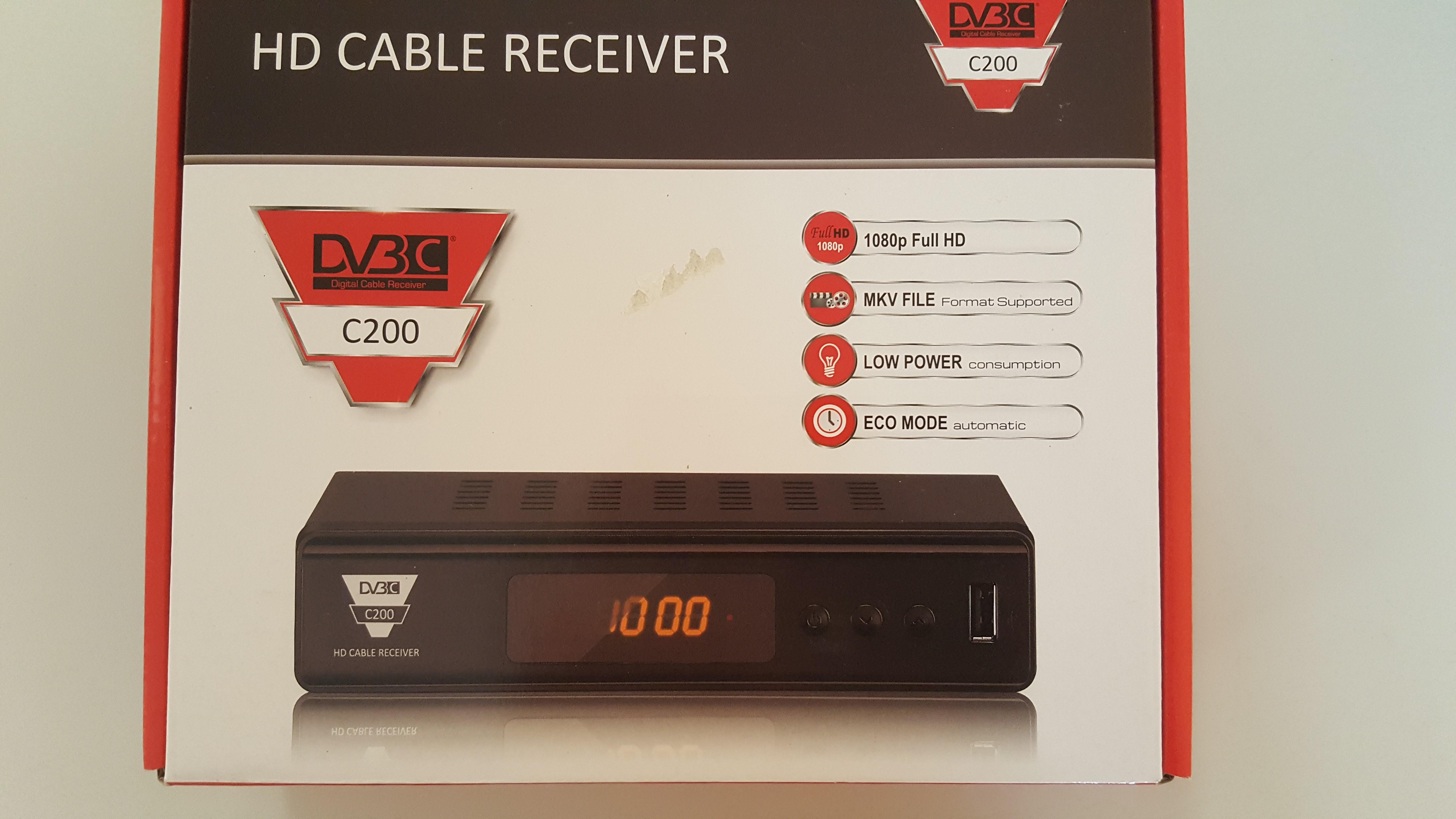 Muhlis Özer Electronic Kommunikationstechnik - Opticum HD.C.200 HD ...